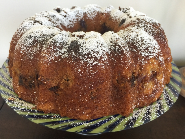 Brown Sugar Blueberry Bundt Cake – Recipe! Image 1