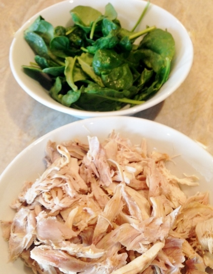 Chicken-Vegetable Quinoa Risotto – Recipe! Image 3
