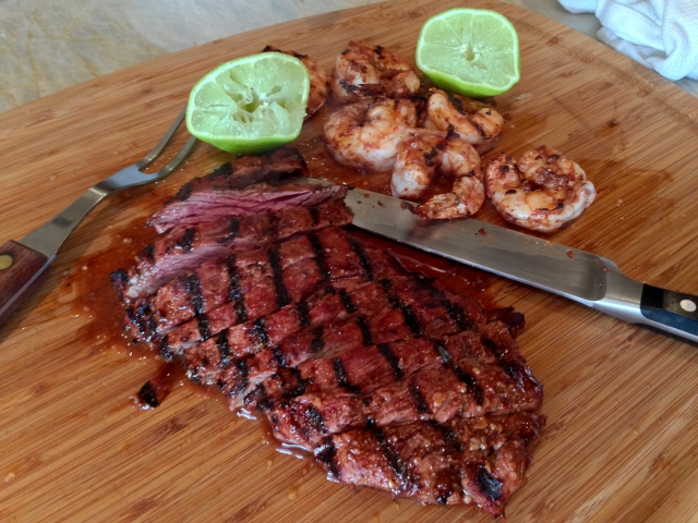 Grilled Mole Surf & Turf 071 (640x480)