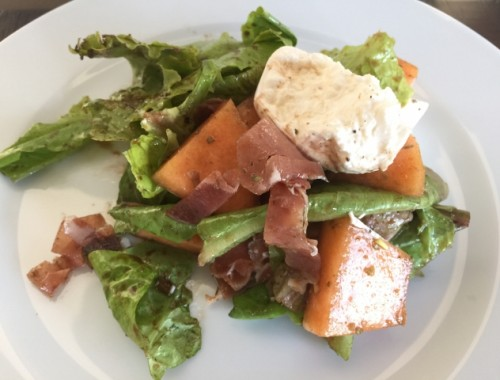 Prosciutto Melon & Burrata Salad – Recipe!