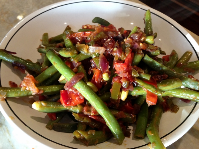 Sweet & Spicy Green Beans – Recipe! Image 1