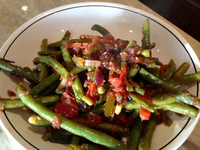 Sweet & Spicy Green Beans 033 (640x480)