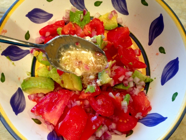 Tomato & Avocado Salad with Feta Dressing 025 (640x480)
