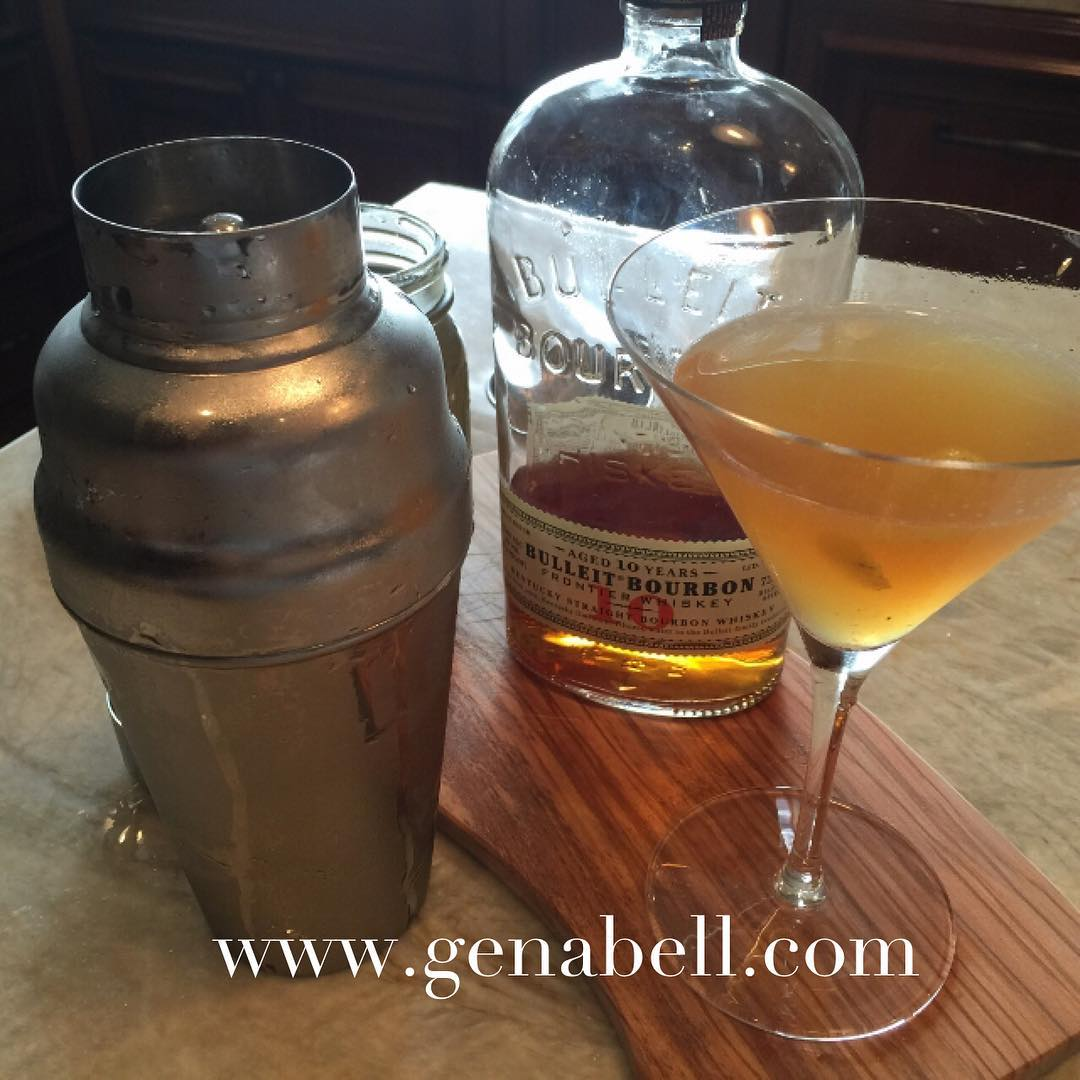 Infused Bourbon Sour Recipe! Cocktail Hour has never been better!hellip