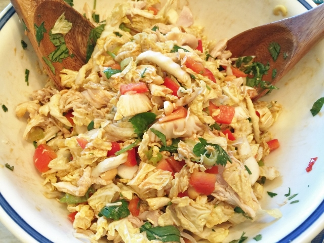 Asian Chicken Salad – Recipe! Image 1