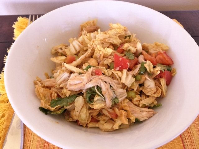 Asian Chicken Salad – Recipe! Image 2