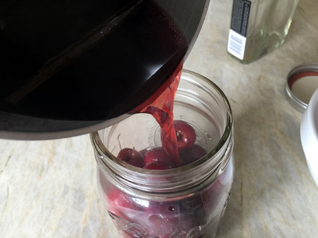 Bourbon Pomegranate Soaked Cherries 021 (640x480)