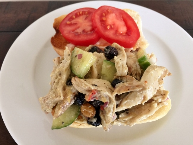 Curried Chicken Salad – Recipe! Image 2
