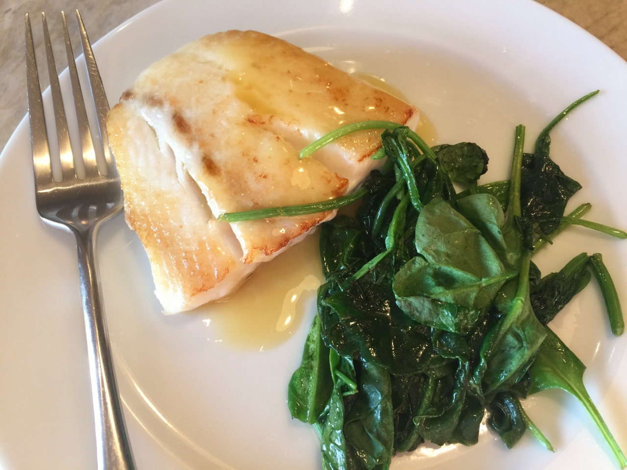 Halibut with Citrus Sauce – Recipe! Image 2