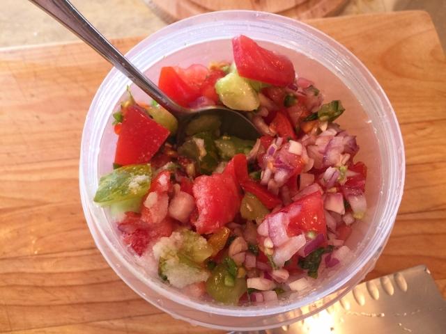 Summer Tomato Salsa – Recipe! Image 1