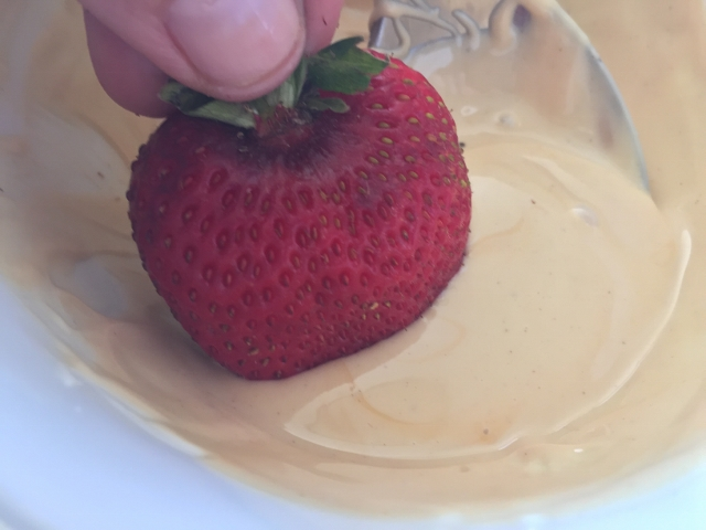 White Chocolate Peanut Butter Dipped Strawberries 034 (640x480)
