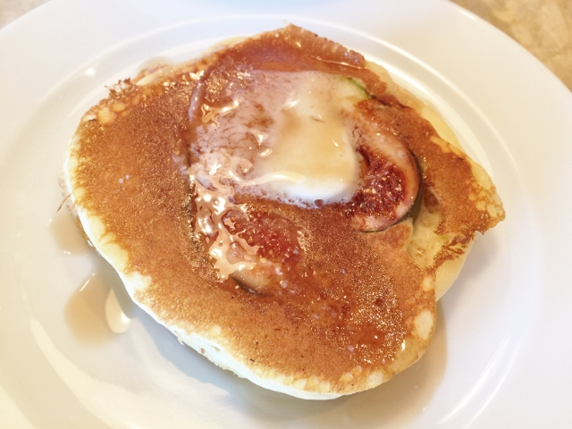 Easy Buttermilk Fig Pancakes – Recipe! Image 1