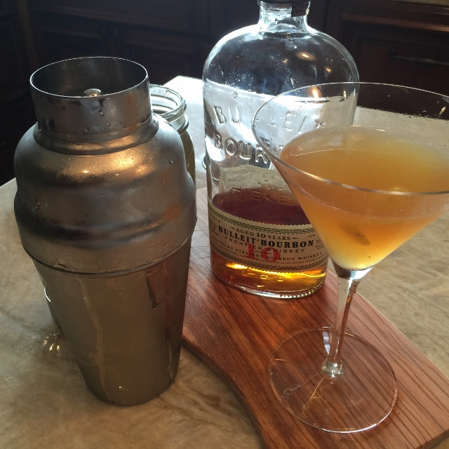 Infused Bourbon Sour – Recipe!  Cocktail Time! Image 1