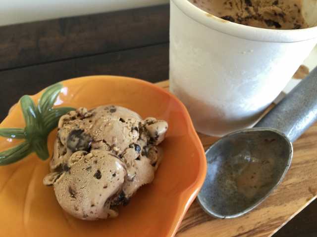 Mocha Double Chocolate Chunk Ice Cream – Recipe! Image 1