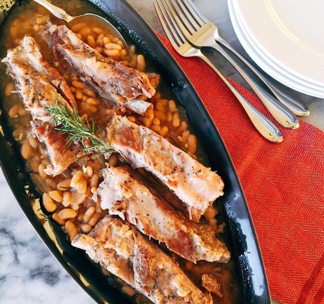 Instant Pot Pork amp Beans Recipe!! Say no more tohellip