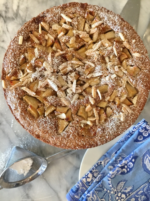 Apple Almond Coffeecake 100 (480x640)