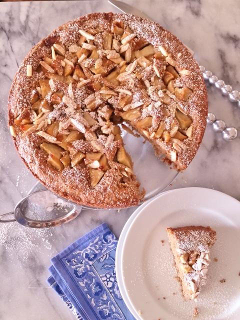 Apple Almond Coffeecake – Recipe! Image 2