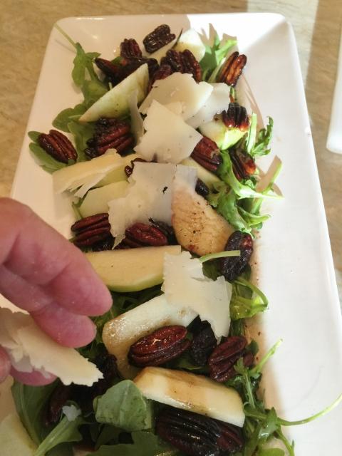 Arugula & Apple Salad with Toasty Pecan Dressing 061 (480x640)