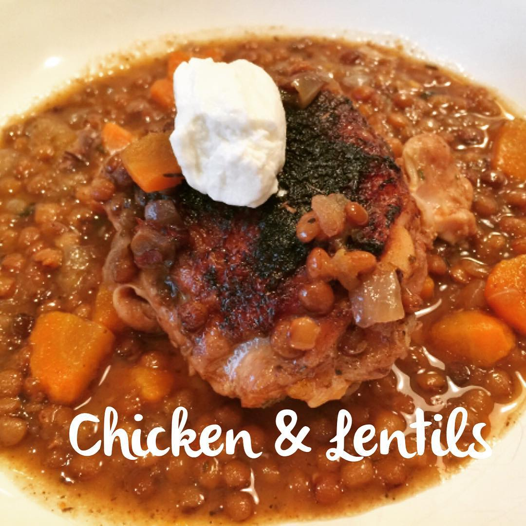 Easy French country cooking in your slow cooker! Slow Cookerhellip