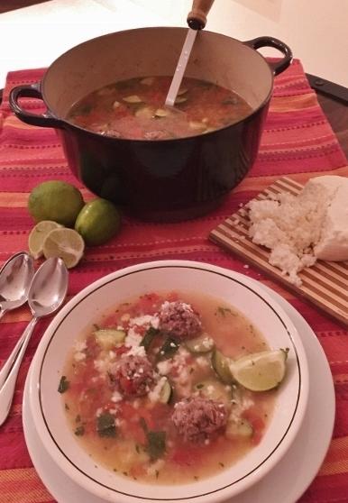 Albondigas Soup – Recipe! Image 3