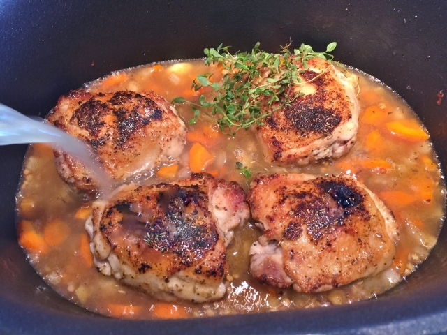 Slow-Cooker Chicken & Lentils – Recipe! Image 2