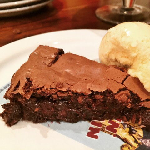 Easy Brownie Tart Recipe! Great to serve for your Newhellip