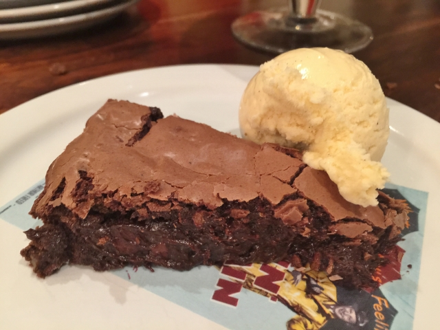 Easy Brownie Tart – Recipe! Image 1