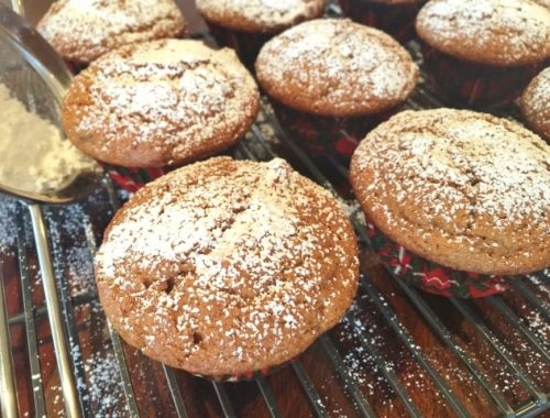 Gingerbread Muffins – Recipe!