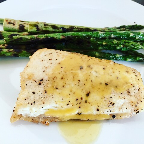Easy Weeknight Citrus Glazed Halibut Recipe! wwwgenabellcom weeknightmeals easyrecipes deliciousdinners