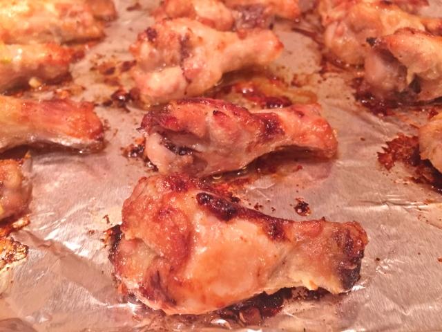 Guiltless Hot Wings – Recipe! Image 1