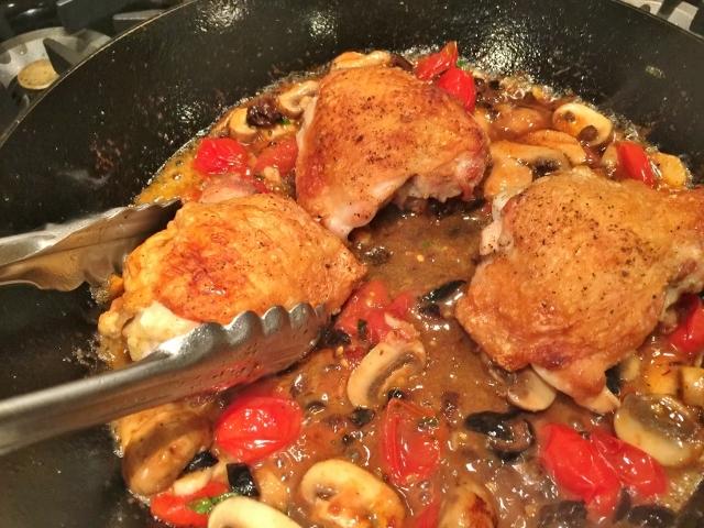 Skillet Mediterranean Chicken – Recipe! Image 2