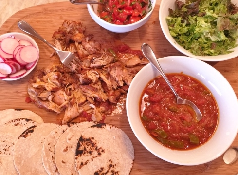 Slow Cooker Chicken Tacos – Recipe! Image 2