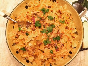Whats easier than Rotisserie Chicken?? Santa Fe Pasta made withhellip
