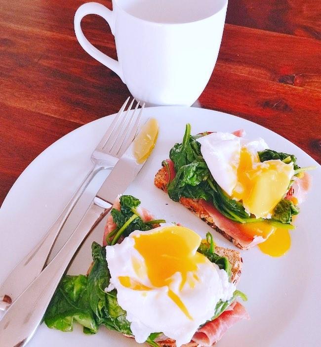 Green Eggs amp Ham Recipe! Im feeling quite whimsical today!hellip