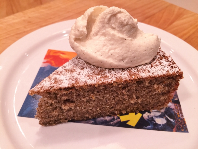 Buckwheat Orange Cake with Vanilla Mascarpone Cream – Recipe! Image 1