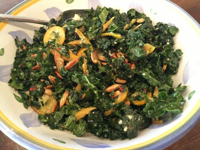 Kumquat Salat — Rezepte Suchen