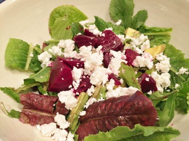 Pickled Beet, Avocado & Feta Salad 059 (640x480)