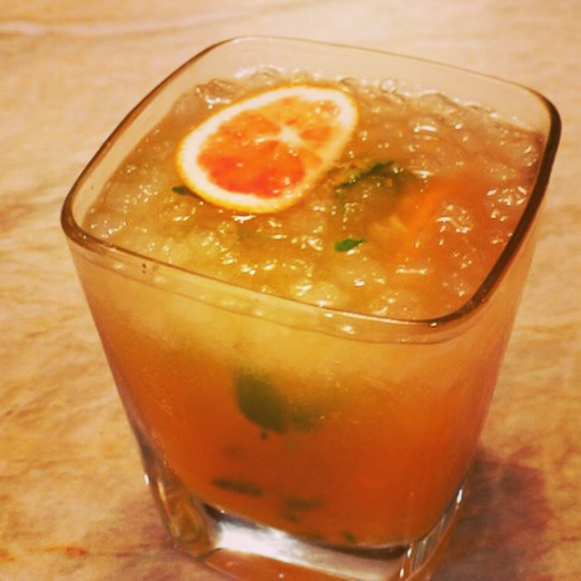 Is It Friday Yet? This Blood Orange amp Mint Mojitohellip
