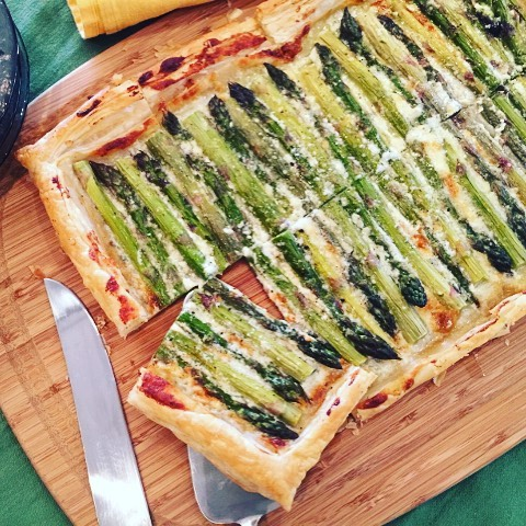 Asparagus Season is here and a lovely way to indulgehellip