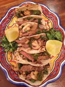 Carne Asada, Mushrooms & Swiss Chard Tacos 082 (480x640)