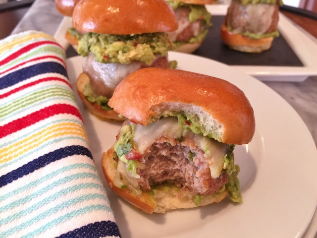 Mexican Turkey Meatball Sliders – Recipe! Image 2