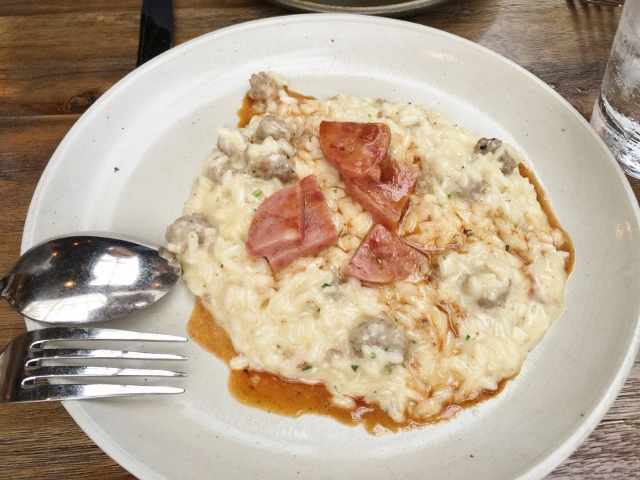 Officine Brera – Downtown Los Angeles!  Restaurant Review! Image 1