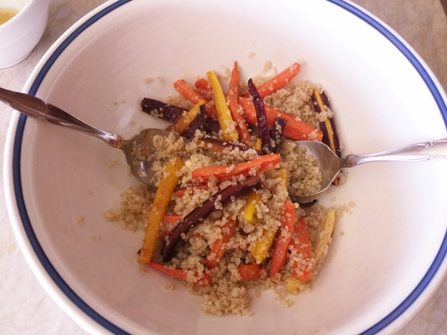 Roasted Carrot & Quinoa Salad 037 (640x480)