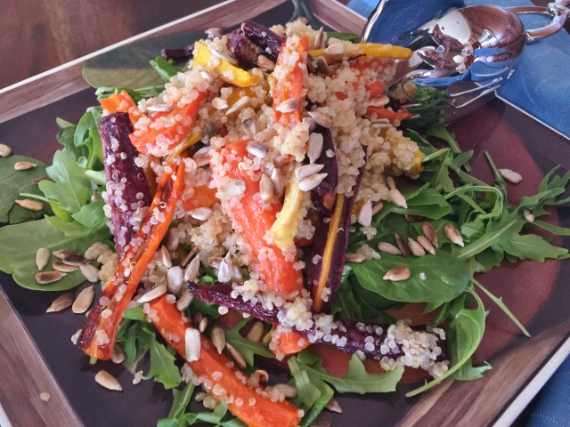 Roasted Carrot & Quinoa Salad 053 (640x480)
