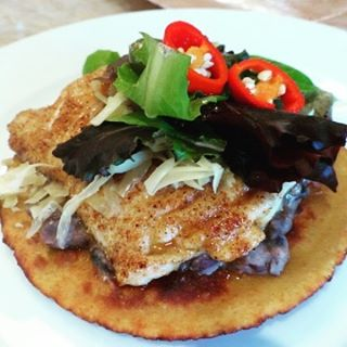 Tostada Tuesdays is Here! Try these tasty Skate Wing Tostadashellip