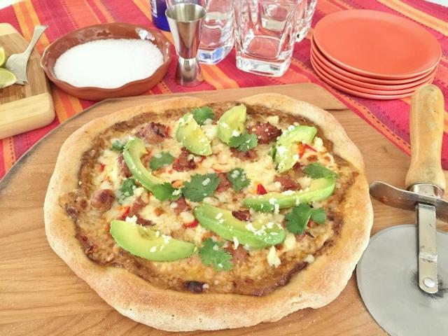 Mexican Pizza – Recipe! Image 1