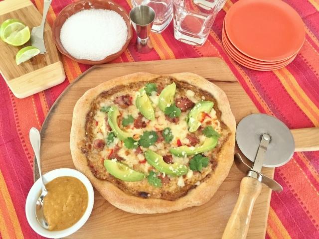 Mexican Pizza – Recipe! Image 2