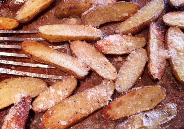 Parmesan-Basil Fingerlings – Recipe! Image 2