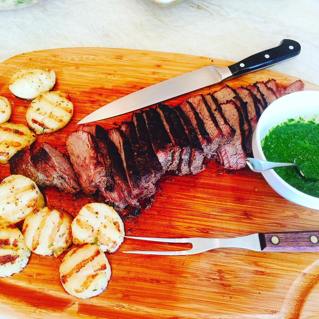 A Little Surf amp Turf for Fathers Day! Grillin andhellip