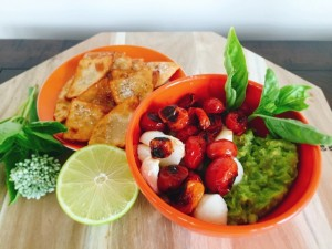 Charred Tomato Caprese Guacamole with Oregano Tortilla Chips 116 (640x480)